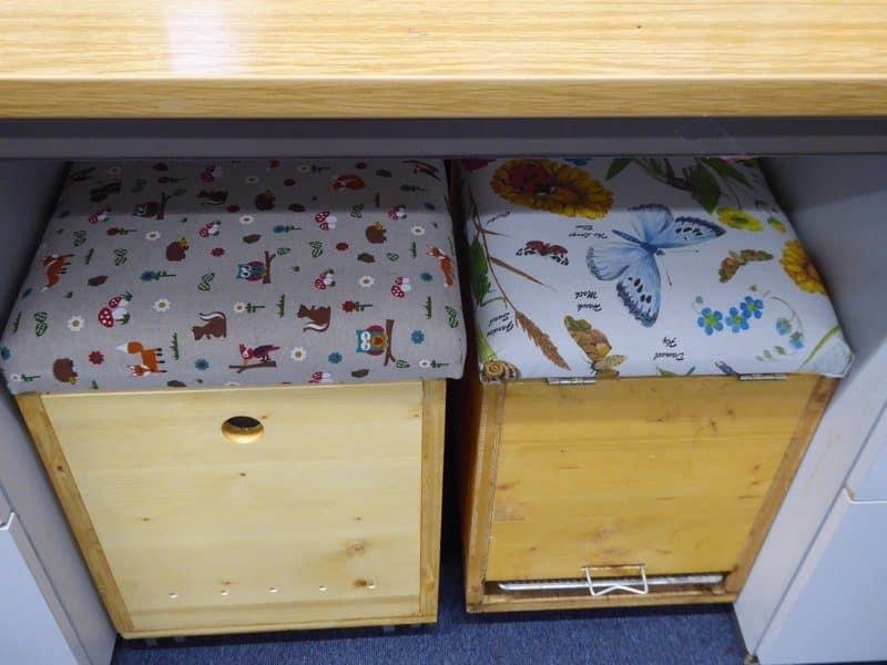 Mittlerweile gibt es auch Wurmkompostierung in Schulen. wurmkiste.at hat eine Beobachtungs-Wurmkiste für Schulen entwickelt.