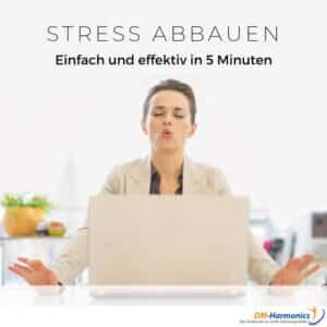 Binaurale Beats zum Stress Abbauen. Hier mit Gutschein zum Testen.